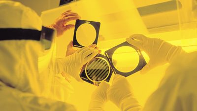 Parts of a photomask
